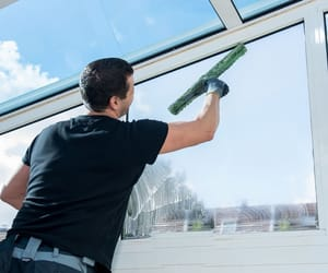 window cleaning kent, window cleaner kent, and window cleaners maidstone image