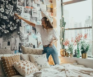 bedroom, girl, and inspiration image