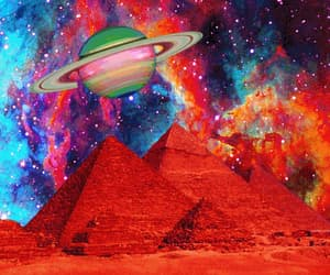 art, colourful, and egypt image