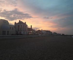 beach, beautiful, and buildings image