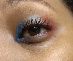 maquillage, yeux, and mascara image