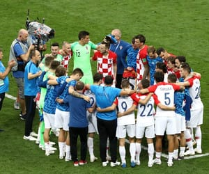 Croatia and russia 2018 image