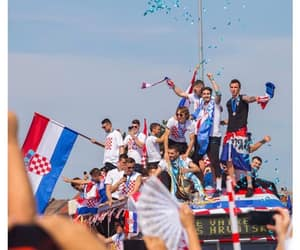 Croatia, family, and football image