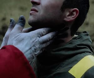 gif, jumpsuit, and trench image