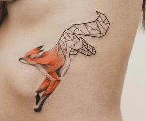color, fox, and Nude image