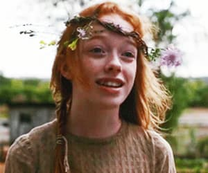 anne shirley, gif, and anne with an e image