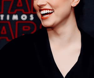 pretty, star wars, and daisy ridley image
