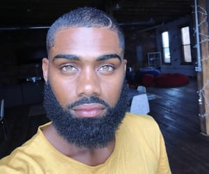 bae, beard, and clear image