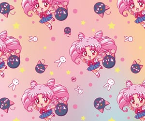 background, chibi, and kawaii image