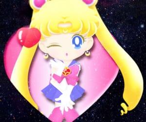 usagi, love, and magical girl image
