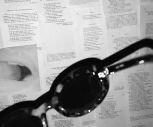 accessoires, aesthetic, and lunettes image