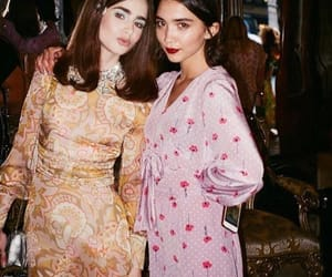 celebs, girls, and lily collins image