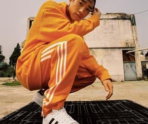 kpop, khiphop, and rapper image