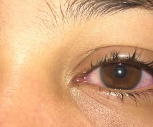 drugs, eyes, and heartbroken image