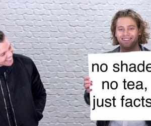 5sos, meme, and reaction image