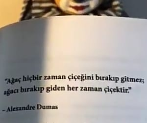 alexandre dumas, kitap, and alıntı image