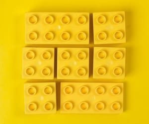 lego and yellow image