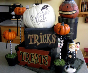 decor, Halloween, and donnadolce image