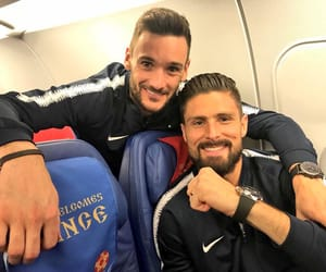 france, hugo lloris, and world cup 2018 image
