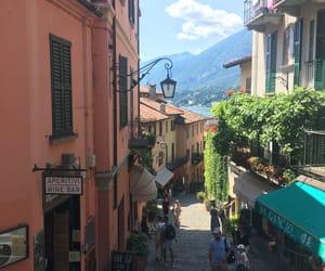 bellagio, dreamy, and italian image