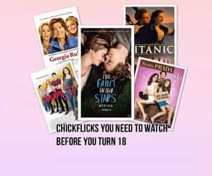 titanic, the duff, and movies image