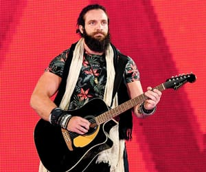 wwe, monday night raw, and elias samson image