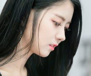nayoung, 임나영, and 프리스틴 image