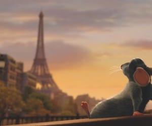 disney, paris, and ratatouille image