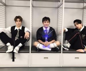 nct, jaehyun, and johnny image