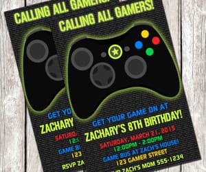 kids party ideas, gaming parties, and kids gaming parties image