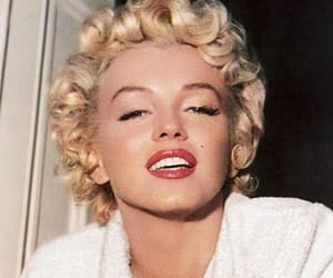 Marilyn Monroe, icon, and beauty image