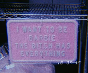 aesthetic, barbie, and pastel image