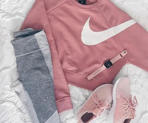 nike, clothes, and fashion image
