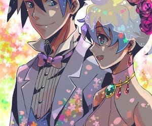 simon x nia and gurren lagann image