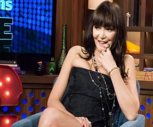 shocking death, annabelle neilson, and depression and addiction image
