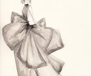 classy, fashionista, and sketch image