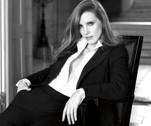 red hair, jessica chastain, and beauty image