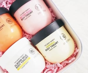 beauty, body shop, and products image