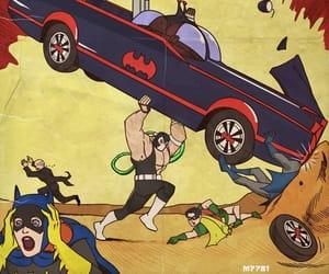 homage, batgirl, and batman image