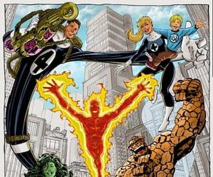 Fantastic Four, marvel comics, and she hulk image