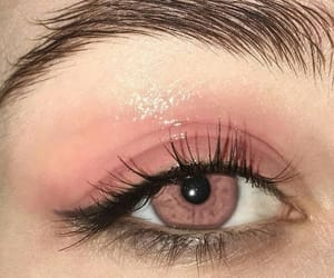 pink, alternative, and eye image