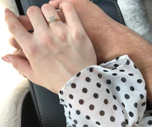 couple, hands, and husband image
