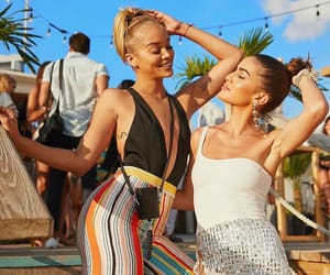 barbie, jasmine sanders, and golden image