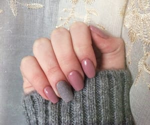 art, manicure, and nails image