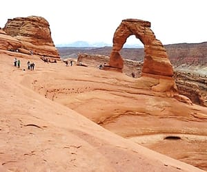 grand, usa, and arches national park image