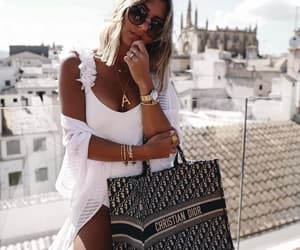 blogger, cartier, and dior image