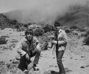 60s, Paul McCartney, and photo image