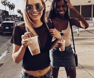 best friends and friendship goals image