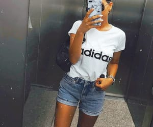 adidas, clothes, and instagram image