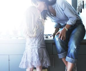 bond, daughter, and moments image